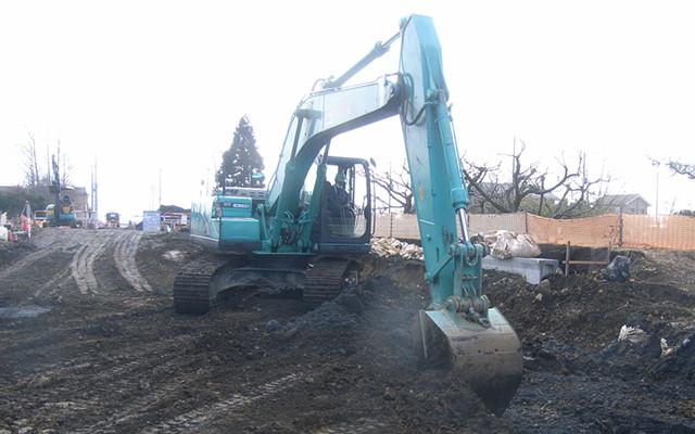 一般土木工事の写真